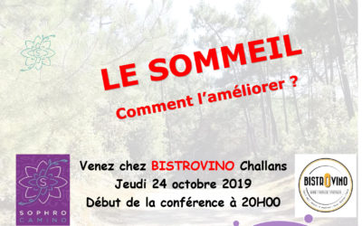Conférence sommeil